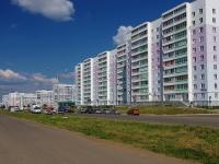Naberezhnye Chelny, 37th complex st, house 28. Apartment house