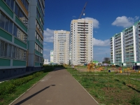 Naberezhnye Chelny, 36th complex st, house 4/1. building under construction