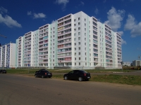 Naberezhnye Chelny, 36th complex st, house 6/2. Apartment house