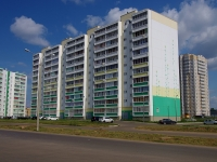 neighbour house: st. Sergey Maksyutov, house 7. Apartment house
