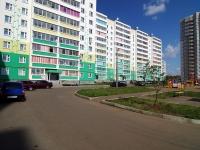 Набережные Челны, улица Сергея Максютова, дом 7. многоквартирный дом