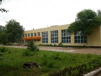 Naberezhnye Chelny, school №3, Yunosti alley, house 1