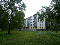 neighbour house: alley. Yunosti, house 2. Apartment house