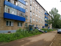 Naberezhnye Chelny, Yunosti alley, house 5. Apartment house