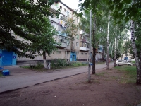 Naberezhnye Chelny, Yunosti alley, house 7. Apartment house