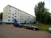 neighbour house: alley. Yunosti, house 8. Apartment house