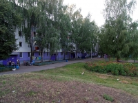 Naberezhnye Chelny, Yunosti alley, house 9. Apartment house