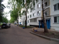 neighbour house: alley. Yunosti, house 10. Apartment house