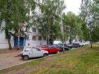 Naberezhnye Chelny, Yunosti alley, house 10. Apartment house