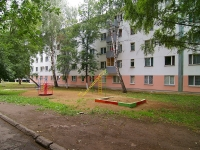 Naberezhnye Chelny, Yunosti alley, house 11. Apartment house