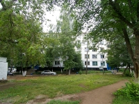 neighbour house: alley. Yunosti, house 12. Apartment house