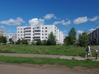 Naberezhnye Chelny, 59th complex st, house 12. Apartment house