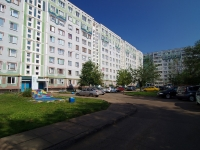 Naberezhnye Chelny, Chulman Ave, house 22. Apartment house