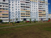 Naberezhnye Chelny, Chulman Ave, house 35. Apartment house