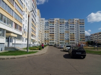 Naberezhnye Chelny, Chulman Ave, house 43/23. Apartment house