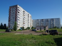 Naberezhnye Chelny, Chulman Ave, house 48. Apartment house