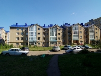 neighbour house: Ave. Chulman, house 71В. Apartment house