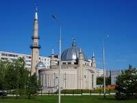neighbour house: Ave. Chulman, house 108/5. mosque Нур Ихлас