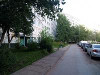 Naberezhnye Chelny, Chulman Ave, house 110. Apartment house