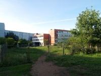 Naberezhnye Chelny, school №43, Chulman Ave, house 112