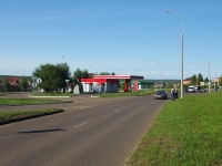 Naberezhnye Chelny, Chulman Ave, house 121. fuel filling station