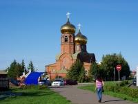 Naberezhnye Chelny, parish Свято-Вознесенского архиерейского подворья, Chulman Ave, house 127