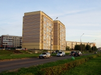 Naberezhnye Chelny, Chulman Ave, house 134. Apartment house