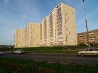 Набережные Челны, Чулман проспект, дом 138. многоквартирный дом