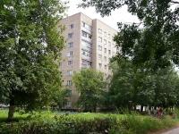 Набережные Челны, Казанский проспект, дом 6. многоквартирный дом