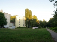 Набережные Челны, Казанский проспект, дом 12. многоквартирный дом