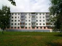 Набережные Челны, Казанский проспект, дом 18. многоквартирный дом