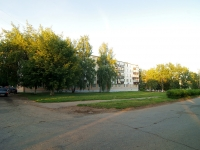 Naberezhnye Chelny, Kazansky Ave, house 20. Apartment house