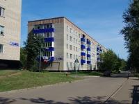 Набережные Челны, Казанский проспект, дом 23. многоквартирный дом