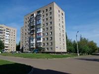 Набережные Челны, Казанский проспект, дом 25. многоквартирный дом