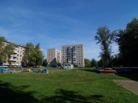 neighbour house: Ave. Kazansky, house 25. Apartment house