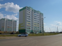neighbour house: st. Raskolnikov, house 15А. Apartment house