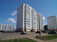 neighbour house: st. Raskolnikov, house 44. Apartment house