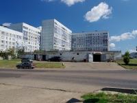 Набережные Челны, улица 38-й комплекс, дом 13А/1. гараж / автостоянка