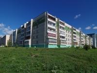 Набережные Челны, Московский проспект, дом 51/38. многоквартирный дом