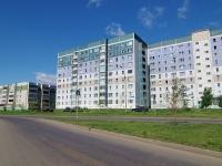 Набережные Челны, Московский проспект, дом 53. многоквартирный дом