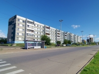 neighbour house: avenue. Moskovsky, house 69. Apartment house