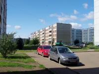 Набережные Челны, Московский проспект, дом 72. многоквартирный дом
