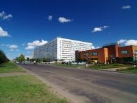 Набережные Челны, Московский проспект, дом 74. многоквартирный дом