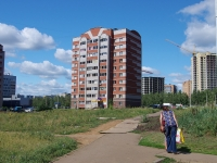 Naberezhnye Chelny, Moskovsky avenue, house 76/1. Apartment house