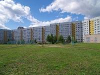 Набережные Челны, Московский проспект, дом 78. многоквартирный дом