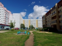 Naberezhnye Chelny, Moskovsky avenue, house 84/13. Apartment house