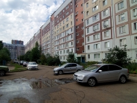 Naberezhnye Chelny, Moskovsky avenue, house 144. Apartment house