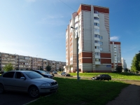 Naberezhnye Chelny, Moskovsky avenue, house 154. Apartment house