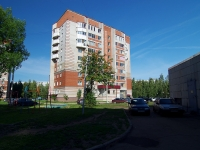 Naberezhnye Chelny, Moskovsky avenue, house 156. Apartment house