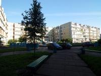 Набережные Челны, Московский проспект, дом 158. многоквартирный дом